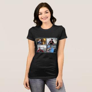 Women's T-Shirt - Saint Augustine band photo