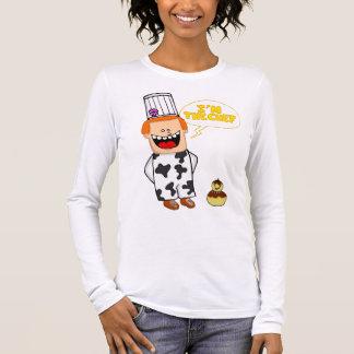 """women's t-shirt """"the CHEF"""""""