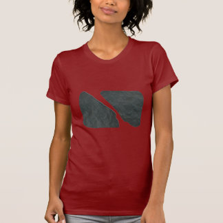 Women's T-Shirt with Mystery Rock Image