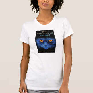 Women's t shirt with The Cerulean's Secret cover