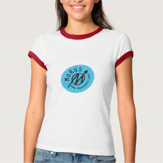 Women's T with trim Tee Shirts