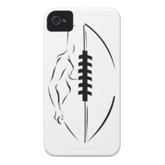 Women's Tackle Football iphone case