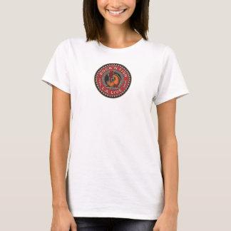 womens_tank_white_circle1 T-Shirt