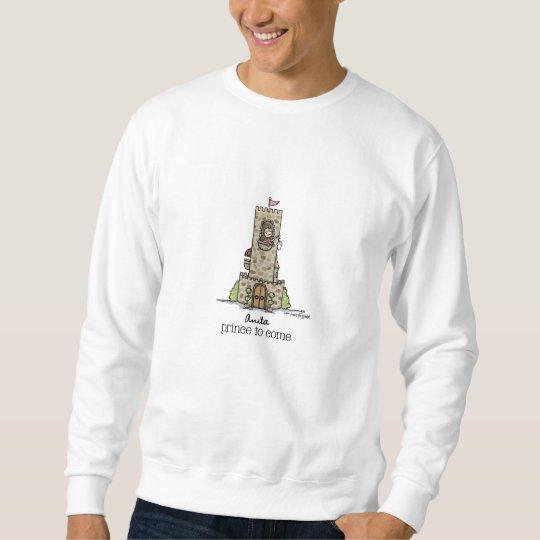 Womens Tardy Prince Sweatshirt