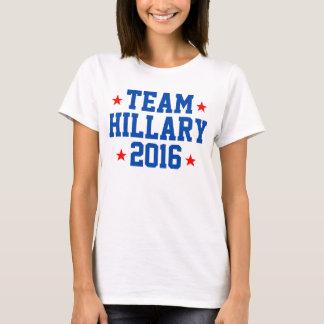 """Women's """"TEAM HILLARY 2016"""" T-shirt"""