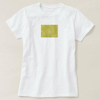 Women's Tee Shirt, Fractal Art