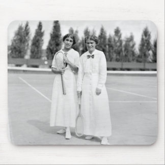 Women's Tennis Champions, 1913 Mouse Pad