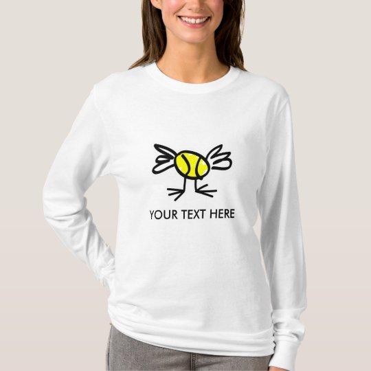 Womens Tennis Clothing T-Shirt