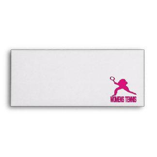 Womens Tennis Envelope