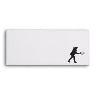 Womens Tennis Envelopes