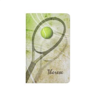 Women's Tennis Get a Grip Journal