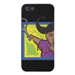 Womens Tennis iPhone 5/5S Cover
