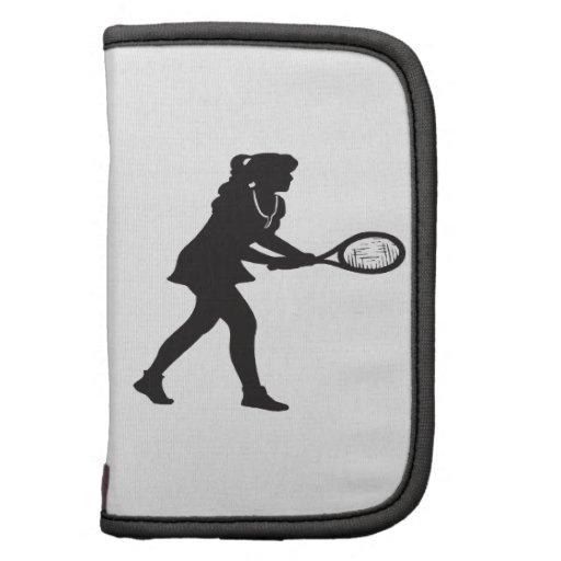 Womens Tennis Organizers