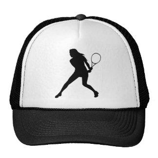 Women's Tennis Trucker Hat