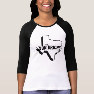 Women's Texas Tradition Raglan T Shirt