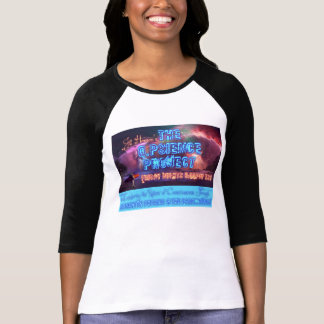 "Women's ""The Q. on KGRA"" Raglan T Shirts"