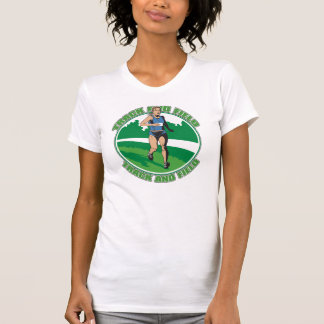 Women's Track and Field T-Shirt