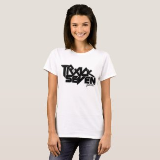 Women's Track Seven Band T-Shirt