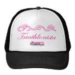 Women's Tri: Triathlonista Mesh Hats