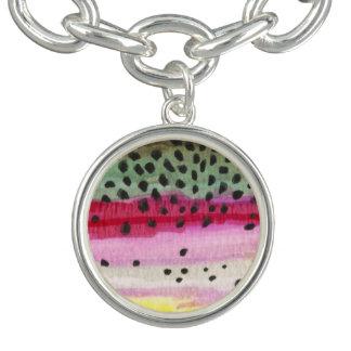 Women's Trout Fishing Bracelet