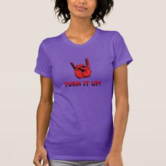 Women's Turn It Up Shirt
