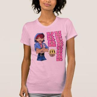 Womens two-fer shirt