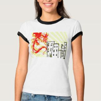 Women's Urban Dragon T-Shirt