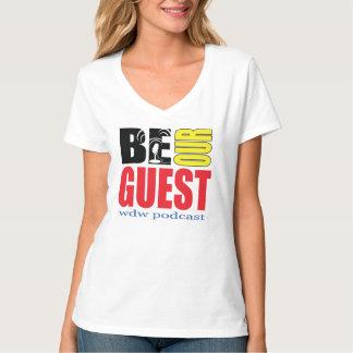 Women's V-Neck Nano Style BOGP T-Shirt! T-Shirt