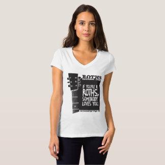 Womens' V Neck T-Shirt