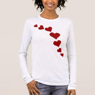 Women's Valentine's Shirt Lady's Love Shirt Custom