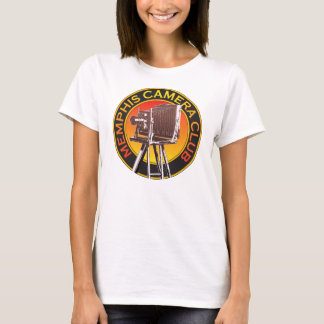 Women's View Camera Logo T-Shirt