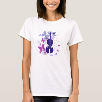Women's Violin T-Shirt