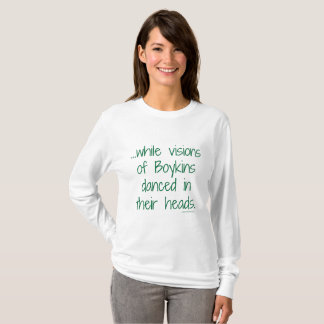 Women's Visions of Boykins Christmas Tee