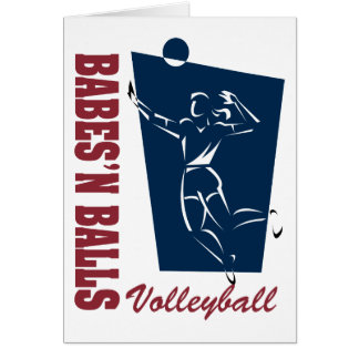 Women's Volleyball Cards
