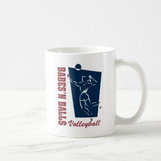 Women's Volleyball Coffee Mug