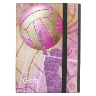 Women's Volleyball iPad Air Case