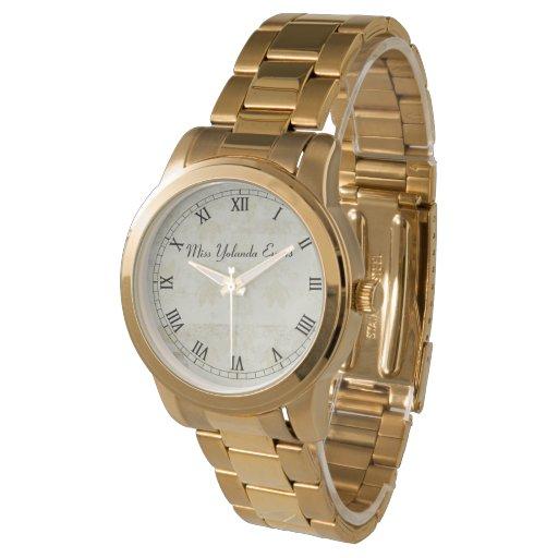 Women's Wedding Watch