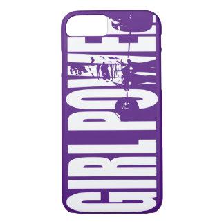 Women's Weightlifting Motivation - Girl Power iPhone 8/7 Case