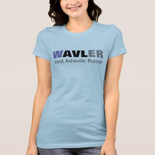 Women&#39&#x3B;s West Asheville Runner Shirt