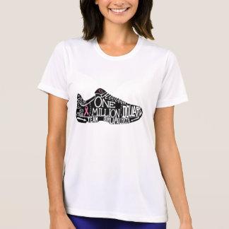 Women's Wicking T (runs small! Read description!) Tee Shirt