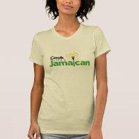 Women's Yellow Cotton Jersey T-Shirt