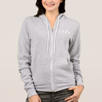 Women's Zip Up Jacket- multiple colors available Hoodie