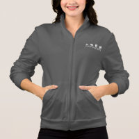 Women's Zip Up Jacket- multiple colors available Jacket
