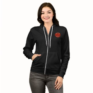 Women's Zip-up Sweatshirt