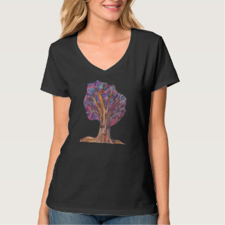 WomenViolet Tee 2