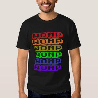 WOMP dubstep shirt