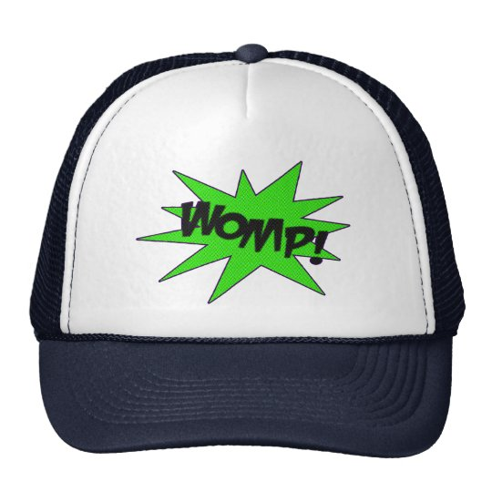 Womphat Gorras