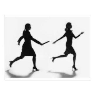 WOMYN TO WOMYN POSTCARD