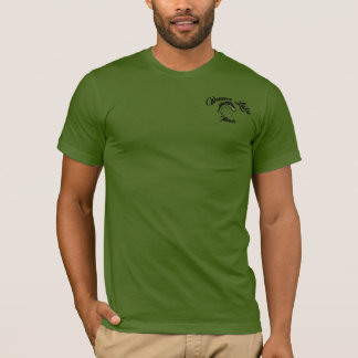 Wonder Bass Men's Basic American Apparel T-Shirt
