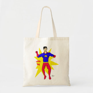Wonder Boy Tote Bag